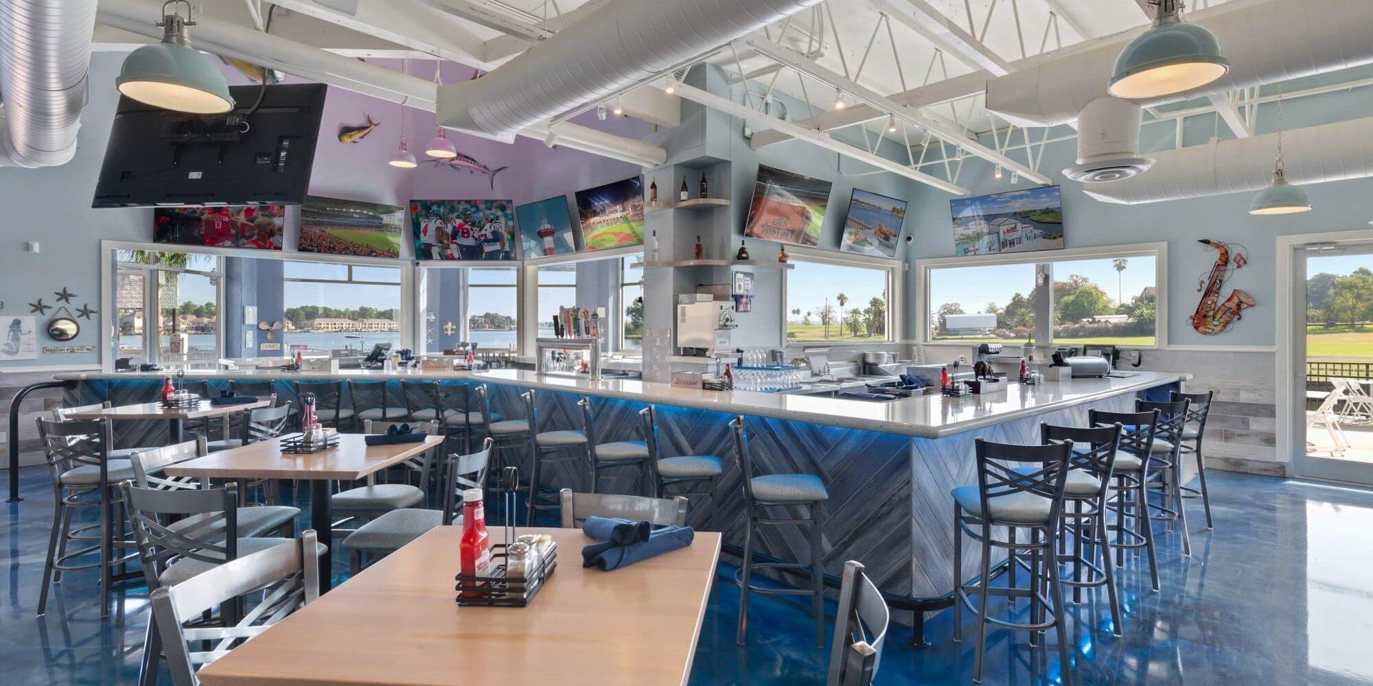 Monty's Lighthouse Cajun Bar & Grill- Lake Conroe