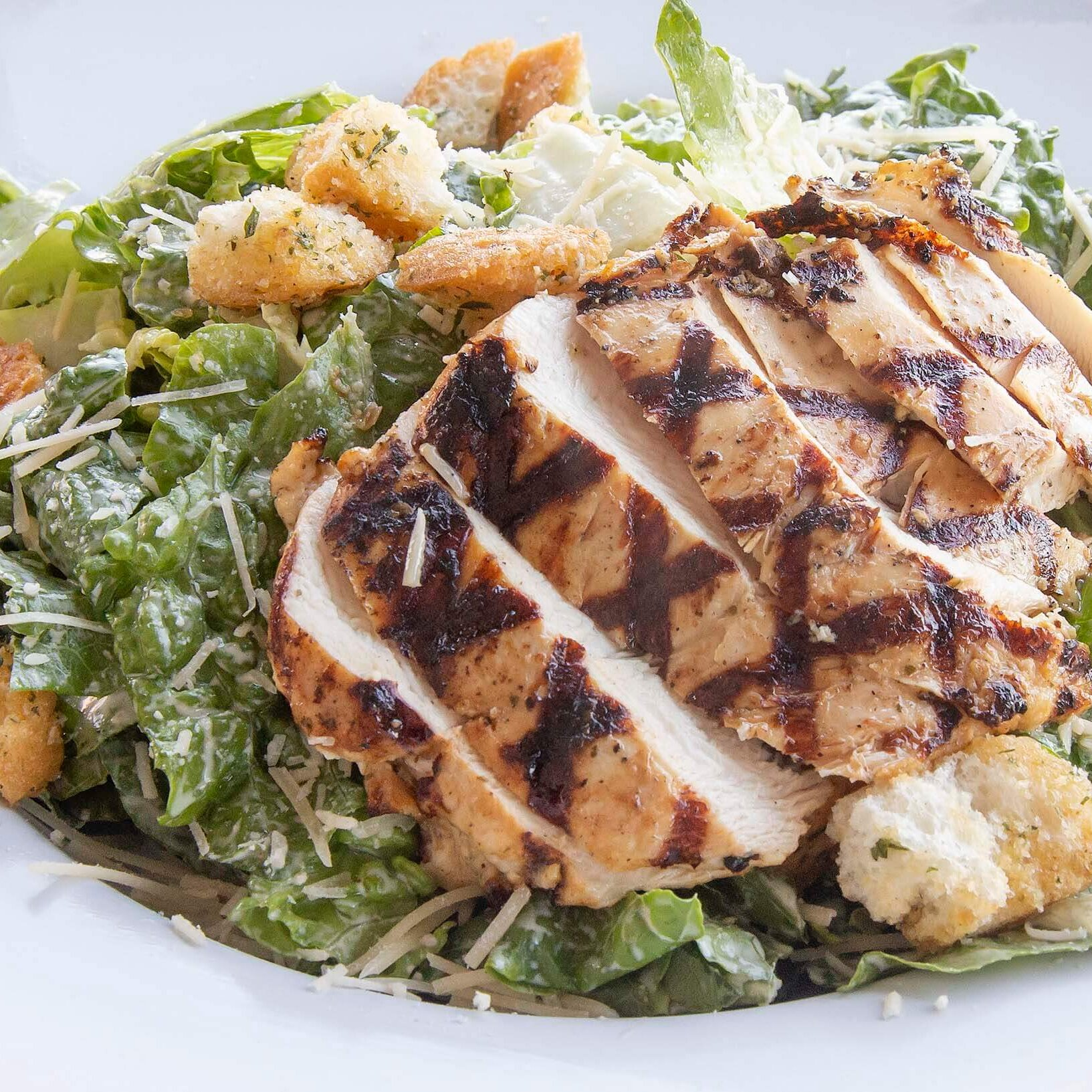Caesar Salad- Monty's Lighthouse Cajun Bar & Grill