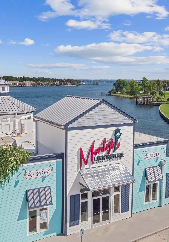Monty's Lighthouse Cajun Bar & Grill-Lake Conroe