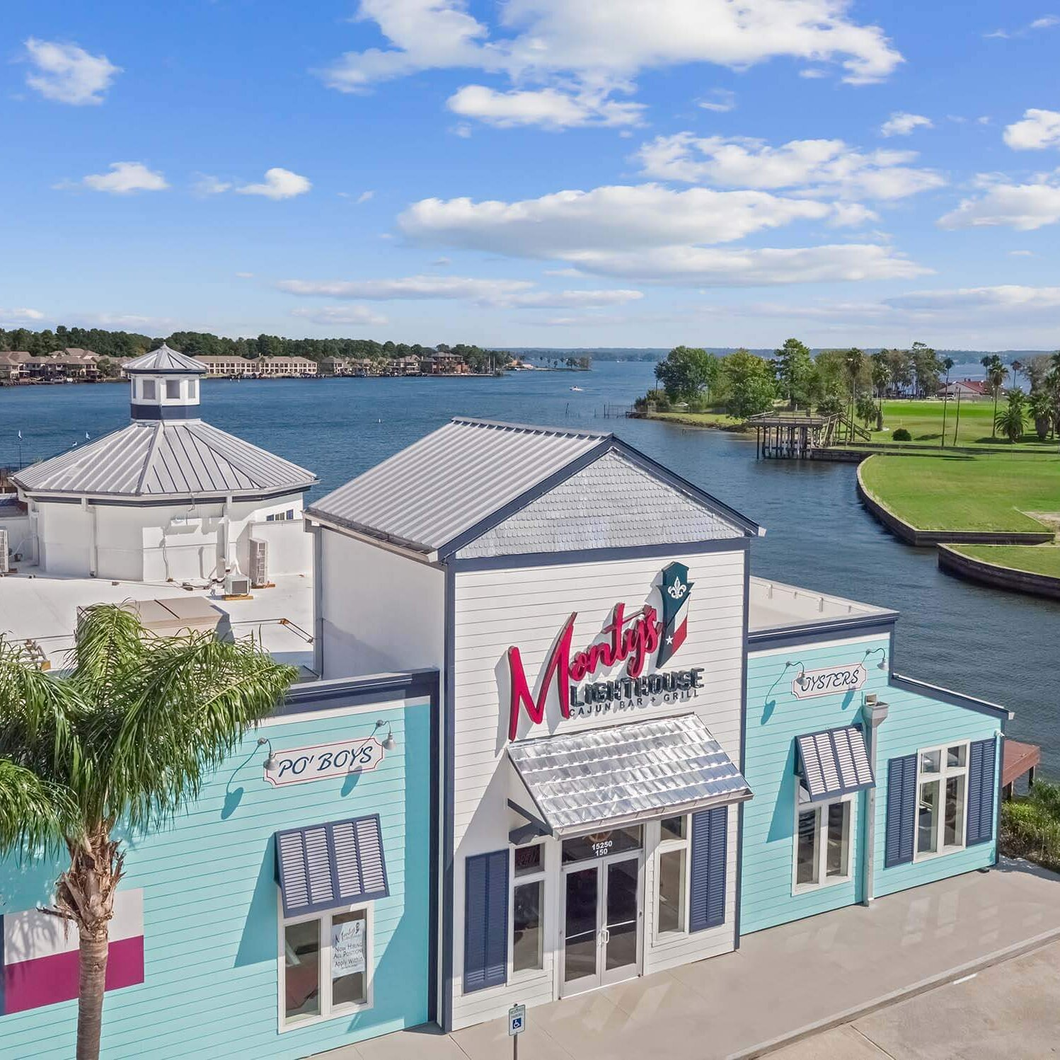 Monty's Lighthouse Cajun Bar & Grill-Lake Conroe